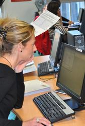 Powerpoint Informatique Compte Personnel de Formation Formation Continue CPF bureautique