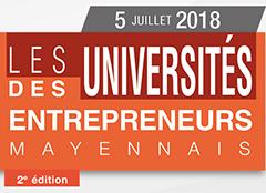 Universités des entrepreneurs mayennais